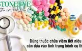 Thuốc đặc trị viêm đường tiết niệu – Bạn đã thực sự hiểu rõ?