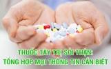Thuốc tây trị sỏi thận: Tổng hợp thông tin cần nắm rõ